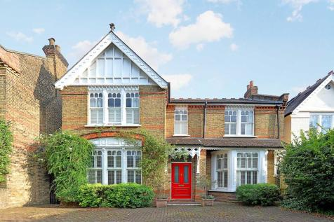 Madeley Road, Ealing W5. 5 bedroom detached house