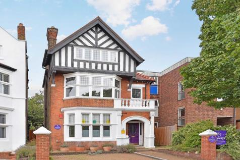 Amherst Road, Ealing. 5 bedroom detached house for sale