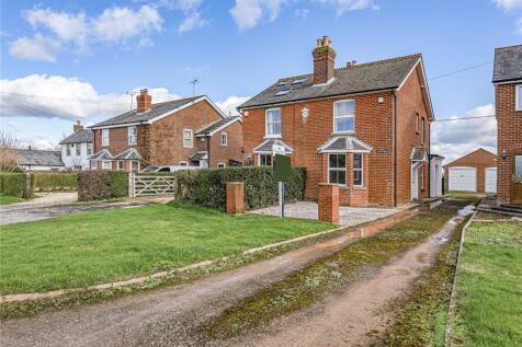 Lockerley Green, Lockerley, Romsey, Hampshire, SO51. 3 bedroom semi-detached house