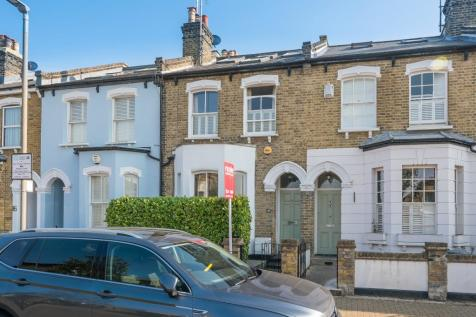 Dighton Road, Wandsworth, SW18. 3 bedroom terraced house for sale