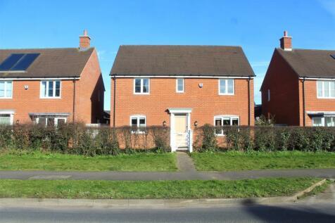 Newport Road, Brooklands. 4 bedroom detached house