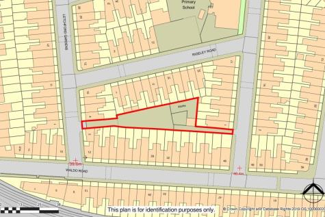Land at Rigeley Mews, Kensal Green, London, NW10. Land for sale