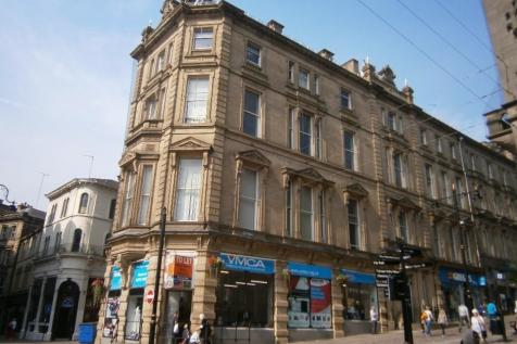 Bank House, 39-43 Bank Street, Bradford, West Yorkshire, BD1. Terraced house for sale