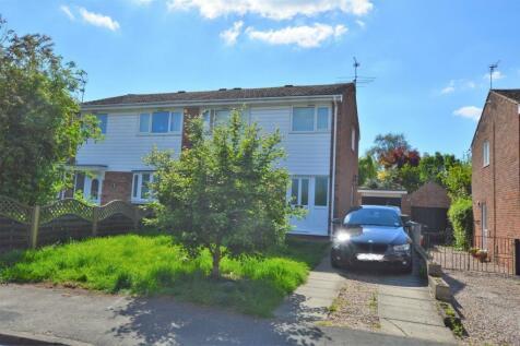 Burley Rise, Kegworth, Derby. 3 bedroom semi-detached house