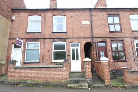 Charnwood Road, Shepshed, Loughborough. 3 bedroom terraced house
