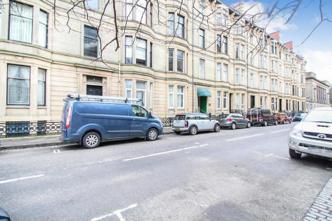 Bentinck Street, Kelvingrove, Glasgow. 3 bedroom apartment
