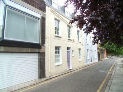 Carson Terrace, London, W11. 3 bedroom house