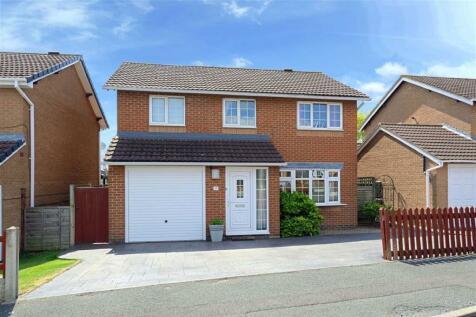 Lesley Owen Way, Off Sundorne Road, Shrewsbury, Shropshire. 4 bedroom detached house