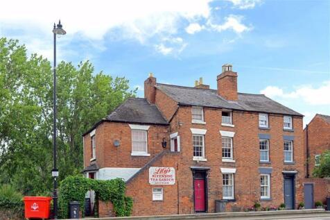 Severn Terrace, Smithfield Road, Shrewsbury, Shropshire. 4 bedroom terraced house