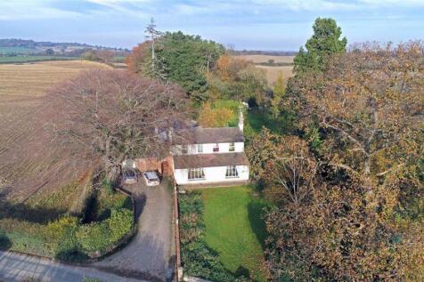 Stapleton, Dorrington, Shrewsbury, Shropshire. 4 bedroom country house for sale