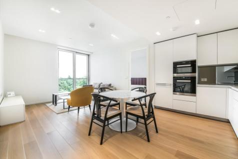 Lillie Square, Earls Court, London, SW6. 1 bedroom flat