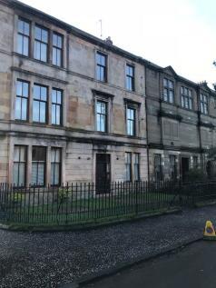 Burgh Hall Street, Glasgow, G11. Studio flat