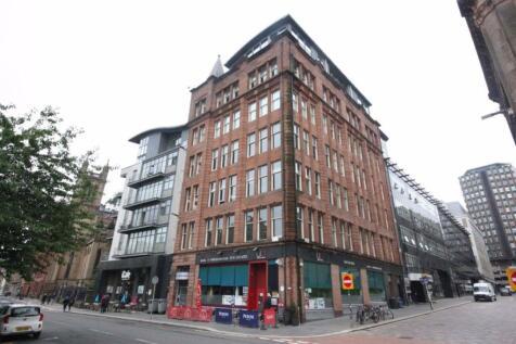 The Todd Building, 70 Ingram Street. 2 bedroom flat