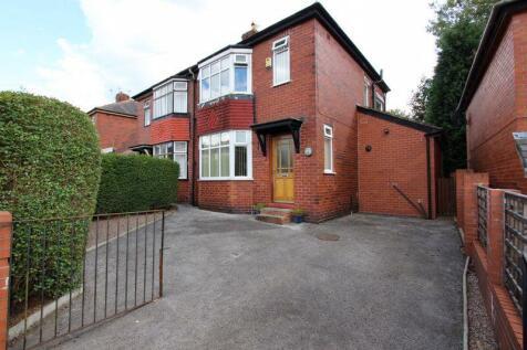 Carr Avenue, Manchester. 3 bedroom semi-detached house