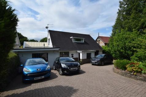 Mountain Road, Caerphilly. CF83 1HL. 5 bedroom detached house