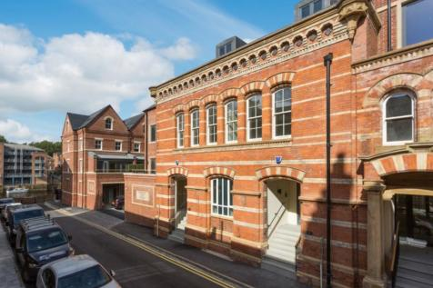 Old School House, Old Fire Station, York, YO1. 3 bedroom town house