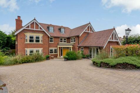 Crimple Manor, Walton Avenue, Pannal, Harrogate, North Yorkshire, HG3 1EX. 6 bedroom detached house for sale