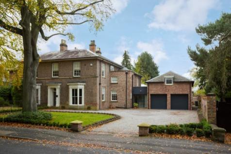 The Lawns, Shipton Road, Clifton, York, YO30 5RE. 6 bedroom semi-detached house for sale