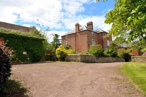 Tarrington, Hereford, Herefordshire. 10 bedroom detached house