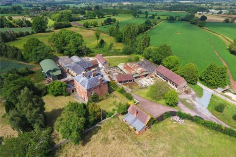 Tarrington, Hereford, Herefordshire. Property for sale