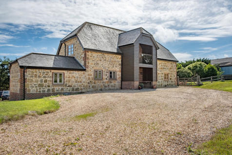 Shorwell, Isle of Wight. 3 bedroom barn conversion for sale