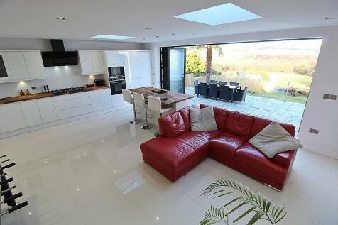 Heol Dowlais, Efail Isaf, Pontypridd, Rhondda, Cynon, Taff. CF38 1BB. 4 bedroom semi-detached house for sale