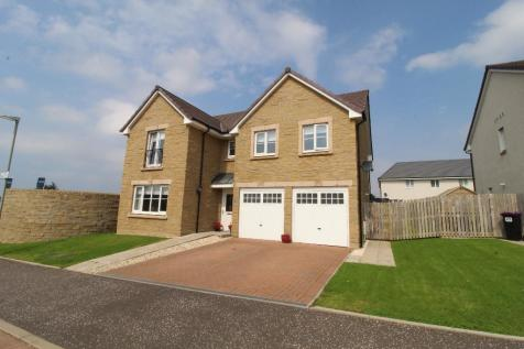 Foster Crescent, Troon, Ayrshire, KA10. 5 bedroom detached house for sale