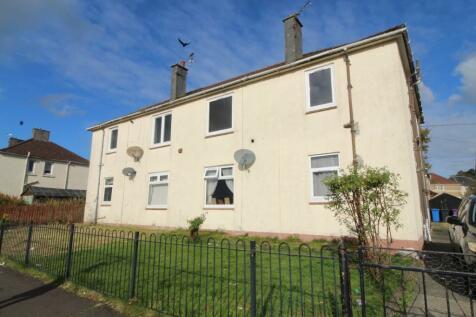 Lynn Avenue, Dalry, Ayrshire, KA24. 2 bedroom flat