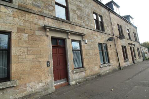 Kirkland Road, Kilbirnie, Ayrshire, KA25. 2 bedroom ground floor flat