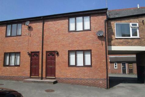 Llys Tomos, Shotton, Deeside. 1 bedroom terraced house