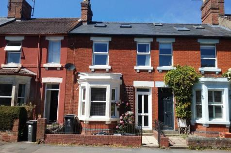 Springfield Road, Old Town, Swindon. 3 bedroom terraced house for sale