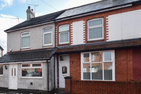 Phoenix Street, Sandycroft, Deeside, CH5. 2 bedroom terraced house