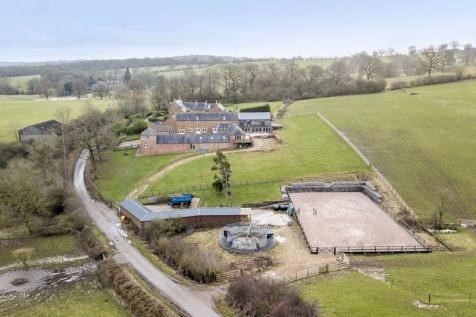 Launde Lodge Farm, Launde Road, Launde. 7 bedroom farm house