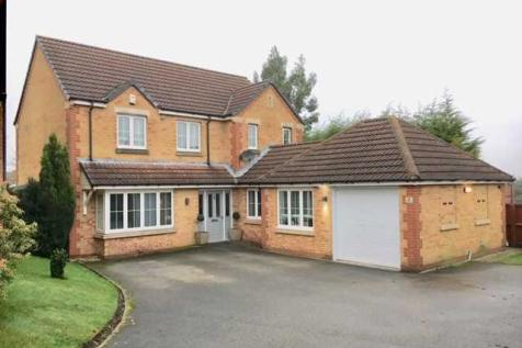 Spire Close, Kirkby in Ashfield. 4 bedroom detached house