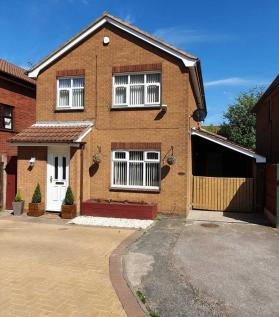 Sutton Rd, Kirkby in Ashfield. 4 bedroom detached house for sale