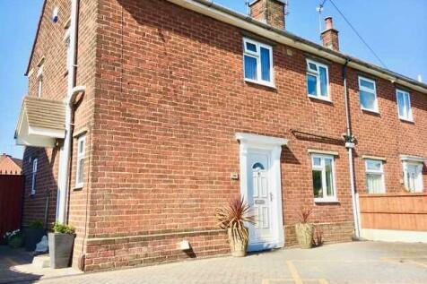 Hill Crescent, Sutton in Ashfiel. 2 bedroom semi-detached house