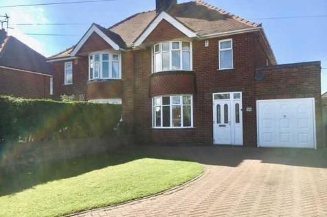 Sutton Road, Kirkby in Ash. 3 bedroom semi-detached house for sale