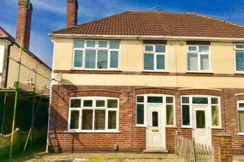 Warren Road, Kirkby in Ashfield. 3 bedroom semi-detached house