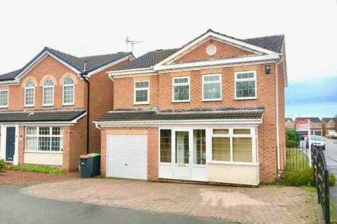 Wickerwood, Kirkby IN Ashfield. 4 bedroom detached house for sale