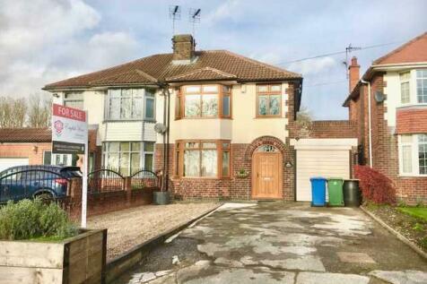 Skegby Lane, Mansfield. 3 bedroom semi-detached house for sale