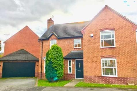 Primrose Court, Mansfield Woodhouse. 4 bedroom detached house for sale
