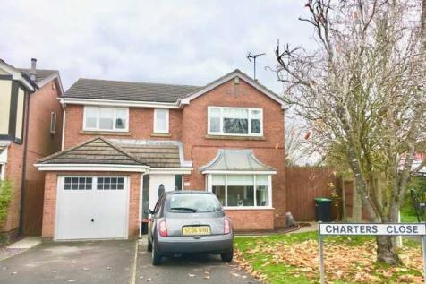 Charters Close, Kirkby in Ashfield. 4 bedroom detached house for sale