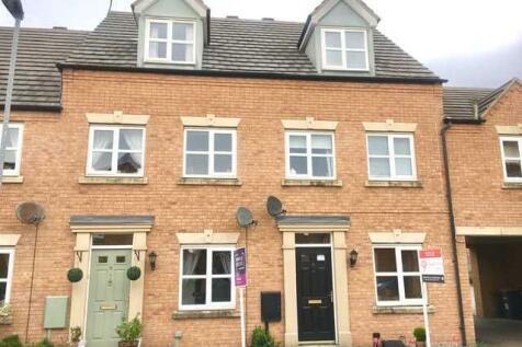 Bennett Drive, Kirkby in Ashfield. 3 bedroom town house for sale