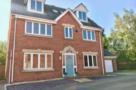 Butlerwood Close, Kirkby Woodhouse. 5 bedroom detached house for sale