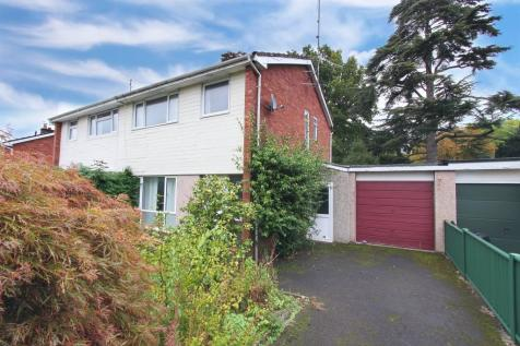 Gibraltar Drive, Monmouth. 3 bedroom semi-detached house