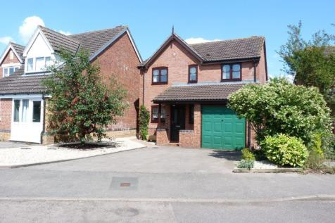 Patterson Way, Monmouth. 4 bedroom detached house