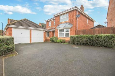 Levitsfield Close, Monmouth. 4 bedroom detached house