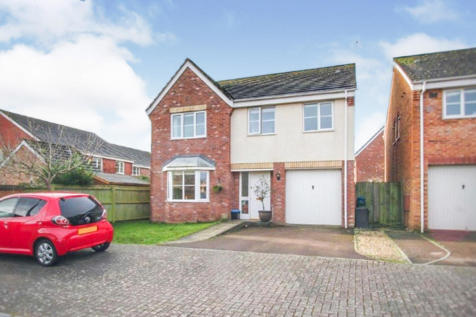 Kingswood Road, Monmouth. 4 bedroom detached house