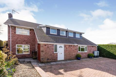 St Tysoi Close, Llansoy, Usk. 4 bedroom detached house