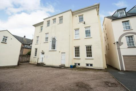 Monk Street, Monmouth. 2 bedroom apartment